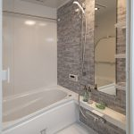 1216サイズの浴室です